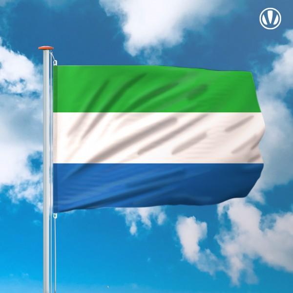 Mastvlag Sierra Leone