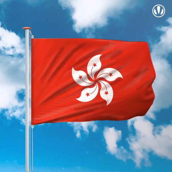 Mastvlag Hongkong