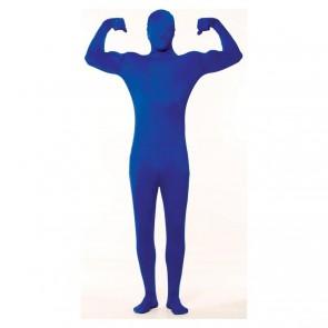 Skinsuit blauw maat L/XL