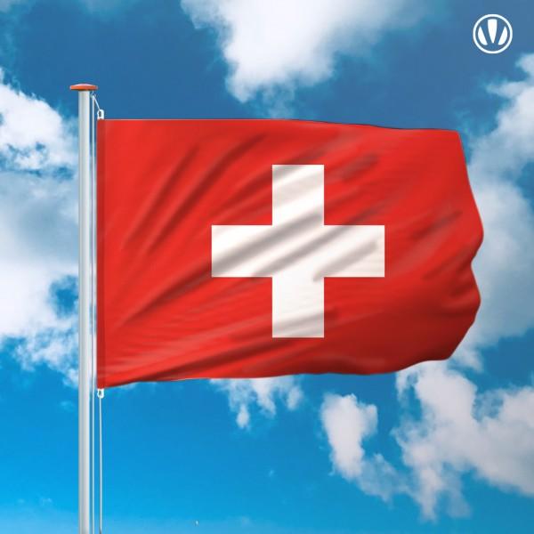Mastvlag Zwitserland