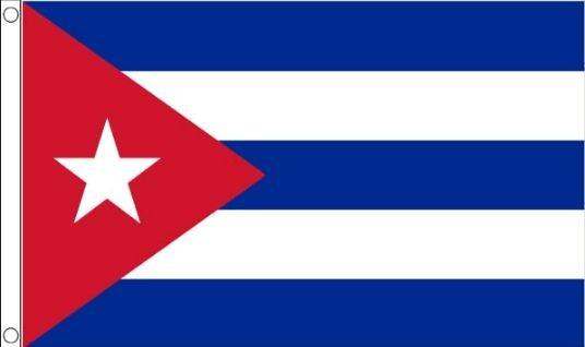 Cubaanse vlag Cuba vlaggen XXL 150x240cm Best Value