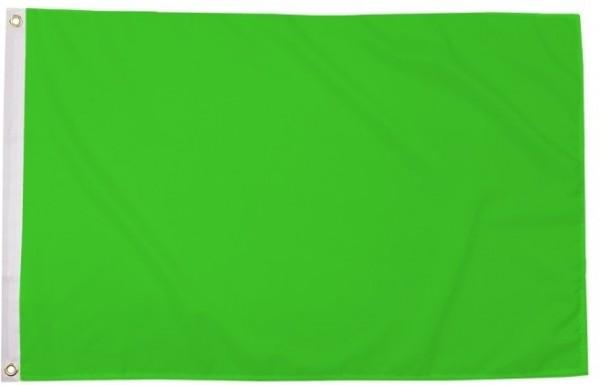 Neon Groene vlaggen 90x150cm Best Value