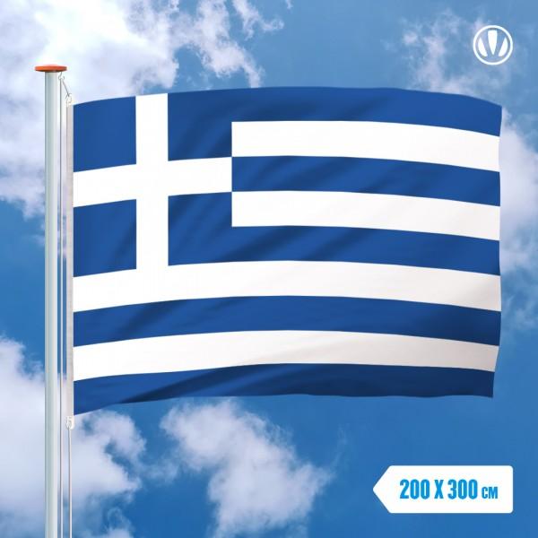 Grote Mastvlag Griekenland