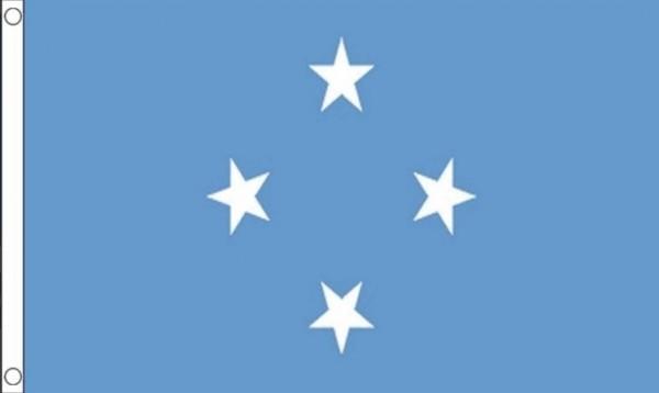 Vlag Micronesië 60x90cm