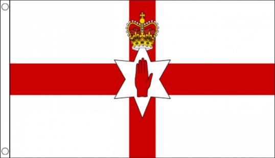 Vlag Noord-Ierland xxl 150x240cm