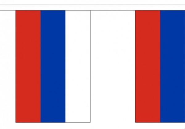 Vlaggenlijn Rusland - 3 meter