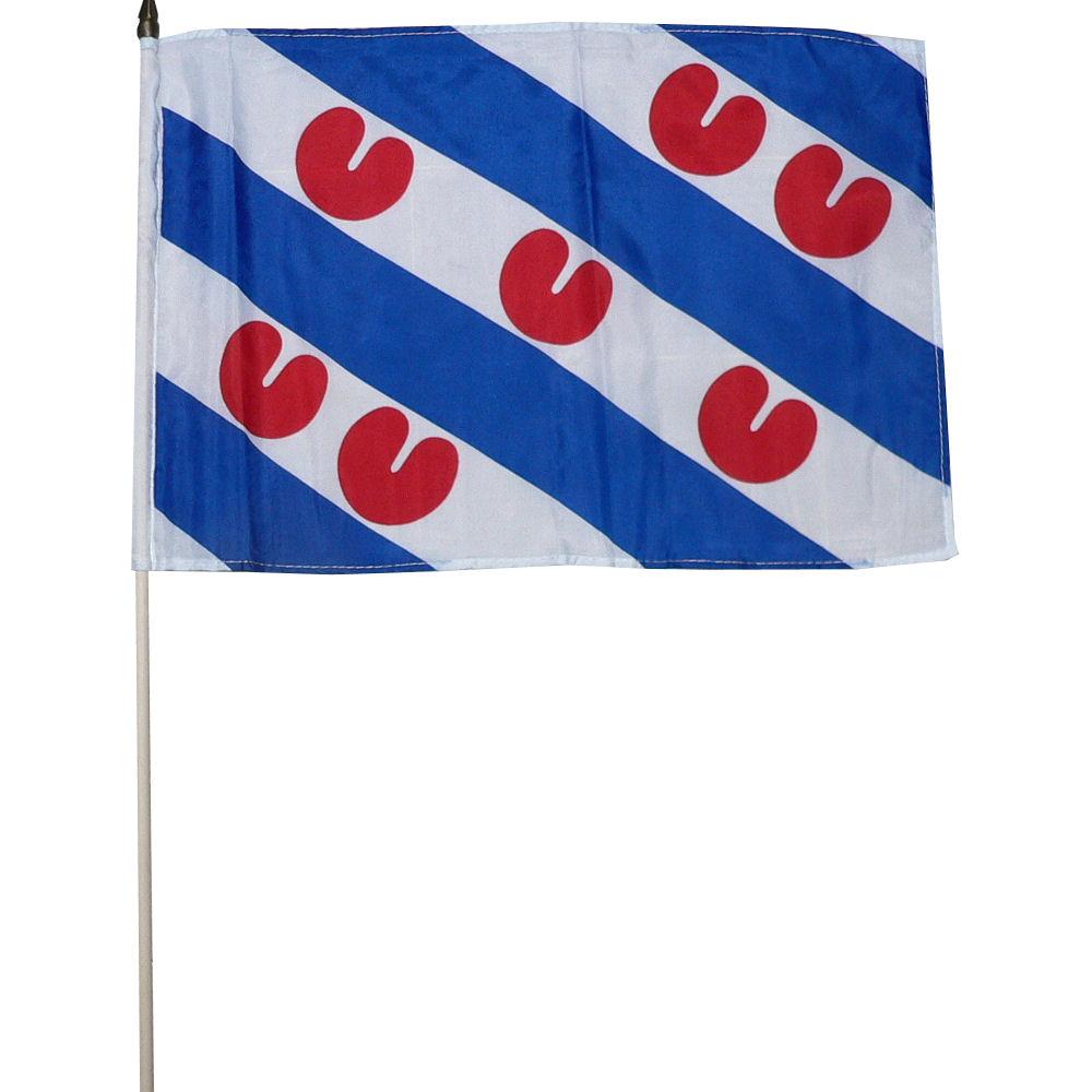 Zwaaivlag Friesland 30x45cm