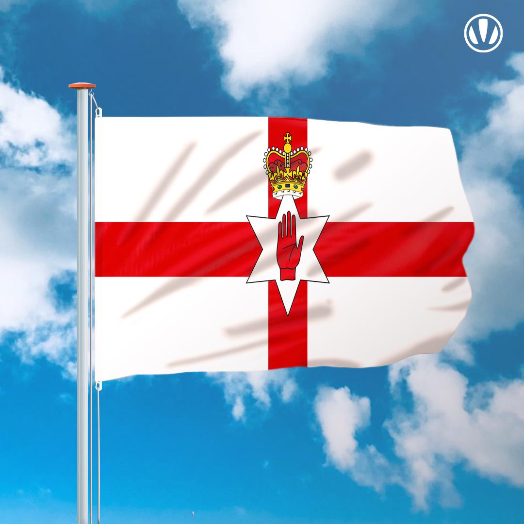 Vlag Noord-Ierland