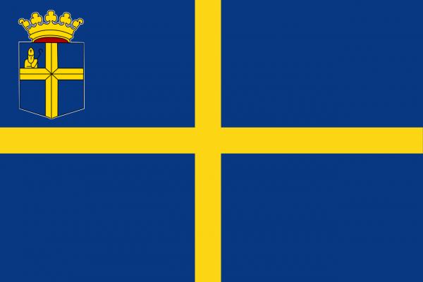 Grote vlag Oldenzaal