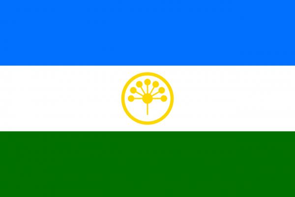 Vlag Basjkirostan
