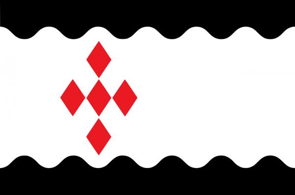 Vlag Peel en Maas