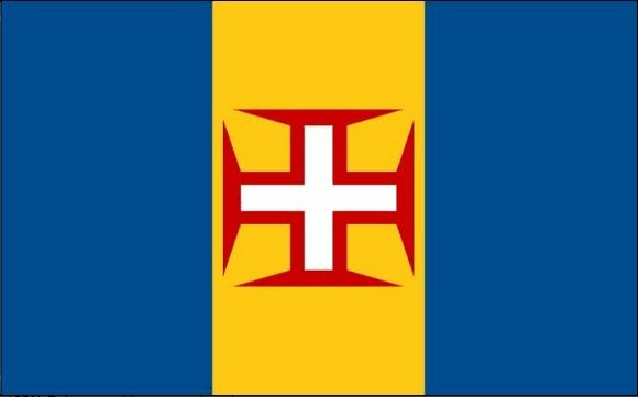 vlag madeira 30x45cm voordelig kopen