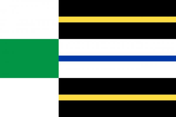 Grote vlag Stadskanaal
