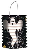 Lampion met spook Ghost voor Halloween