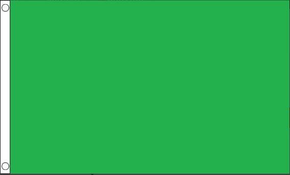 Groene vlag Groen 90x150cm Best Value