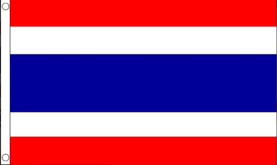 Vlag Thailand 90x150cm Best Value