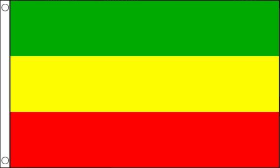 vlag Ethiopië, Ethiopische vlaggen 90x150cm Best Value