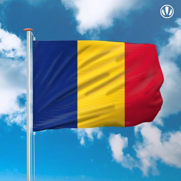 Mastvlag Roemenie