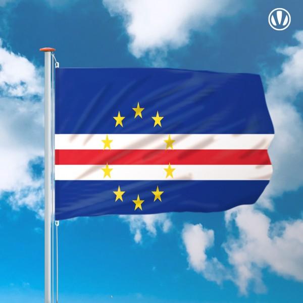 Mastvlag Kaapverdische Eilanden