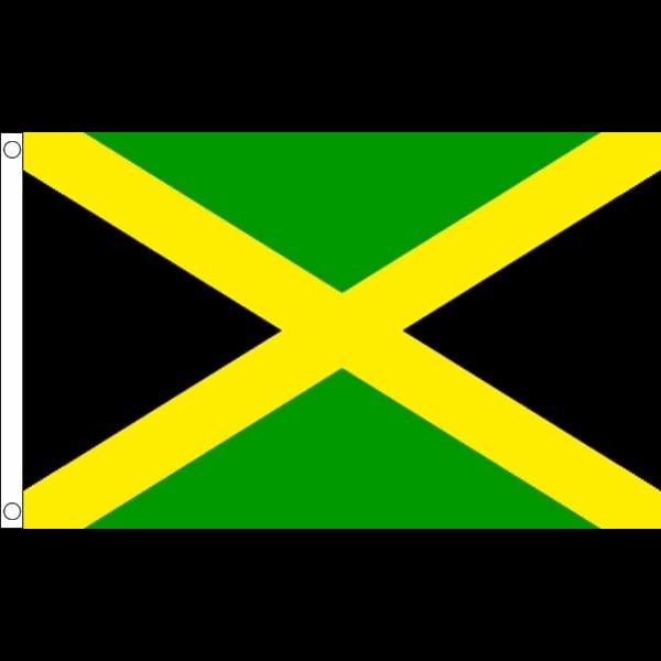 Vlag Jamaica | Jamaicaanse vlaggen XXL 150x240cm