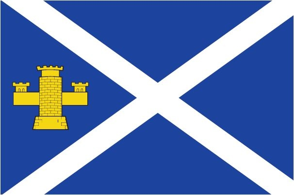 Vlag Sint-Oedenrode vlag 150x225cm