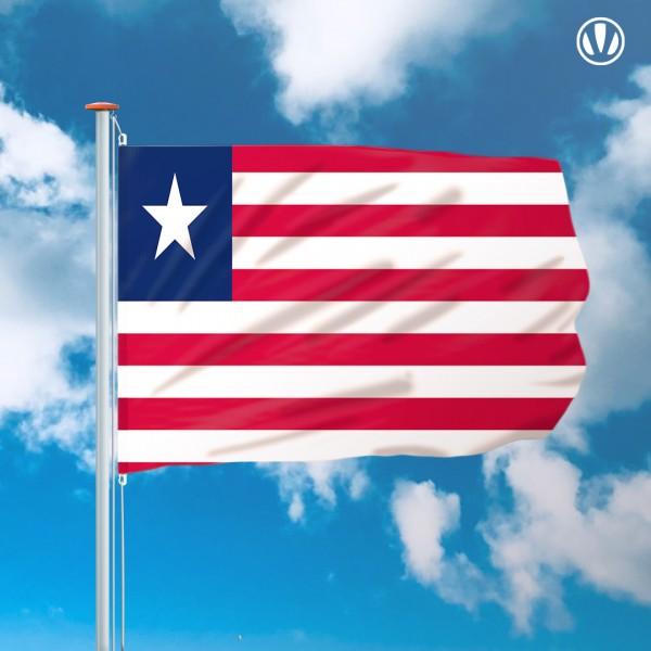 Mastvlag Liberia