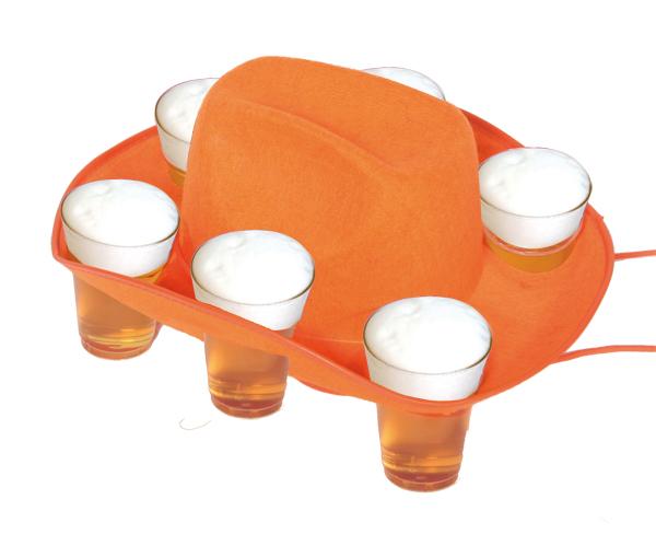 Oranje bierhoed kopen bij Vlaggenclub