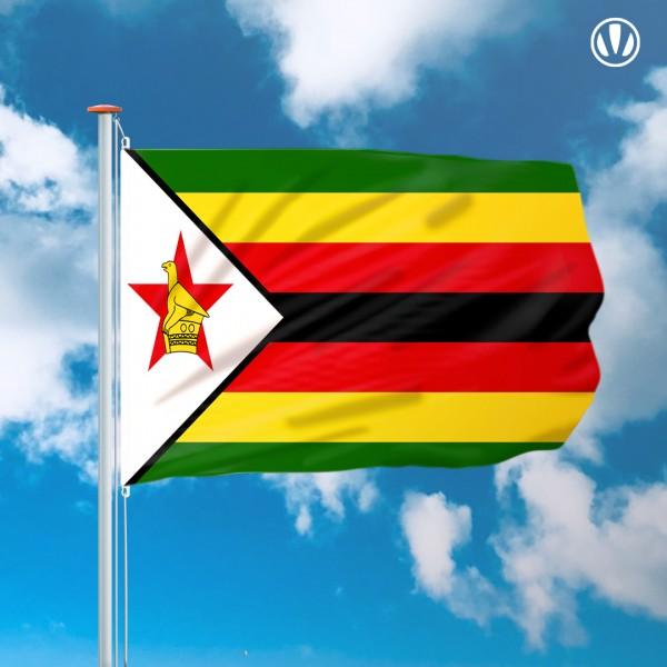 Mastvlag Zimbabwe