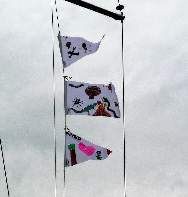Voorbeeld Vlag en Wimpel Vlaggenclub