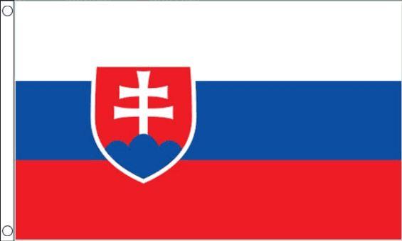 Slowaakse vlag | vlaggen Slowakije 90x150cm Best Value