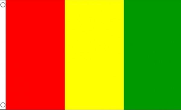 Vlag Guinee 60x90cm