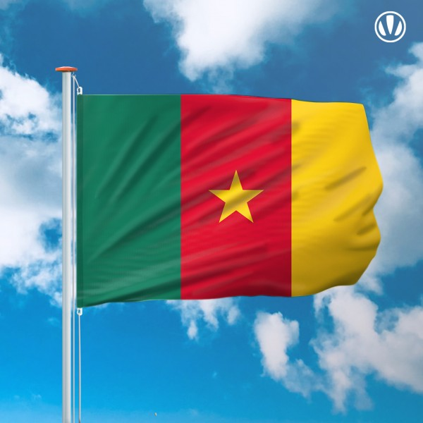 Mastvlag Kameroen