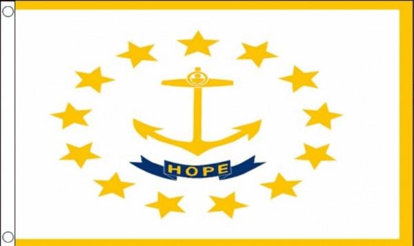 Vlag Rhode Island
