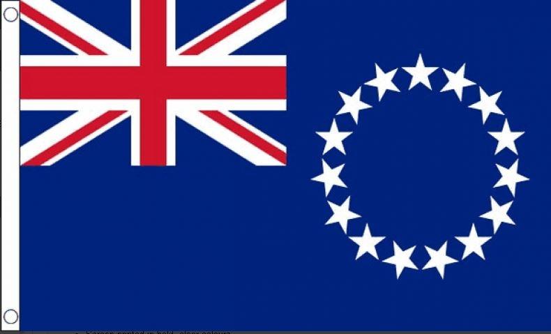 vlag Cook Eilanden | Cook Eilandse vlaggen 90x150cm Best Value