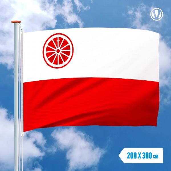 Grote Mastvlag Wageningen