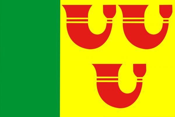 Grote vlag Heeze-Leende