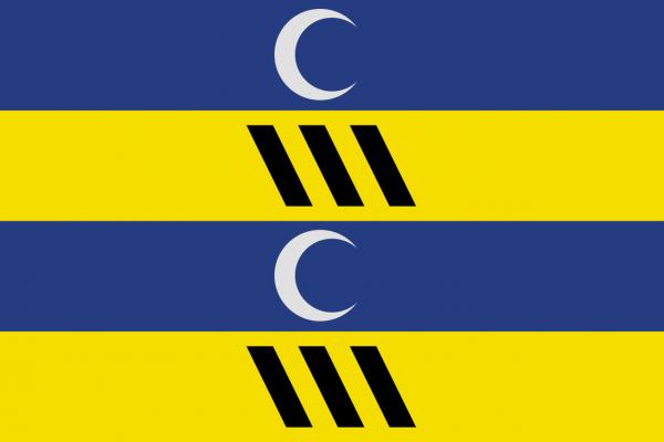 Grote vlag Ameland