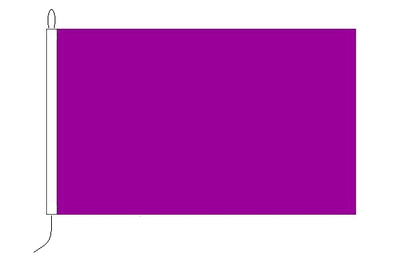 Paarse vlag 50x75
