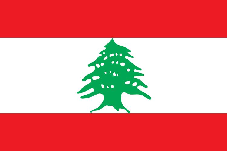 vlag Libanon | Libanese vlaggen 150x225cm mastvlag