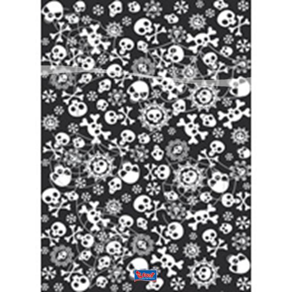 Tafelkleed Horror Halloween Pirate Piraten Bones