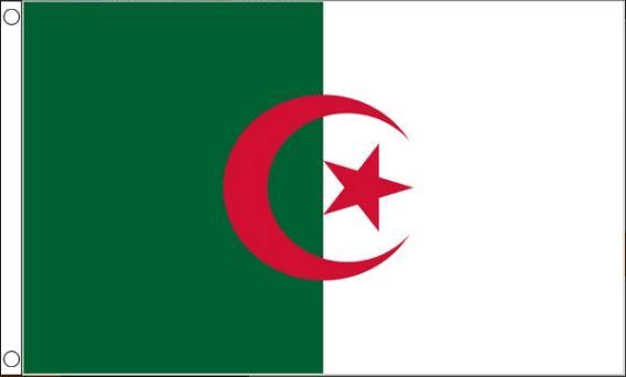 vlag Algerije Algerijnse vlaggen 60x90cm Best Value
