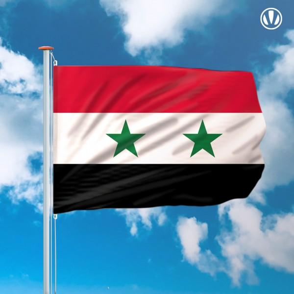 Mastvlag Syrie