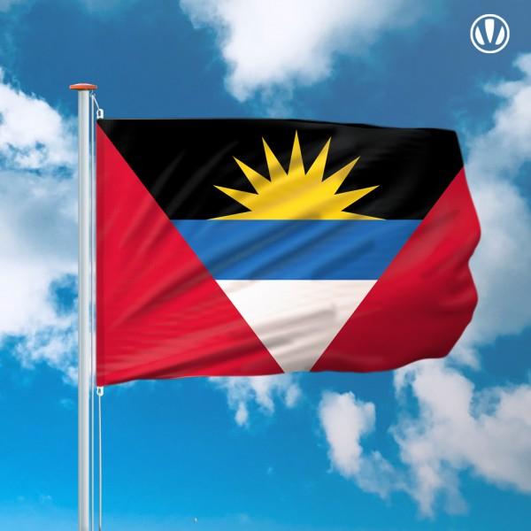 Mastvlag Antigua en Barbuda