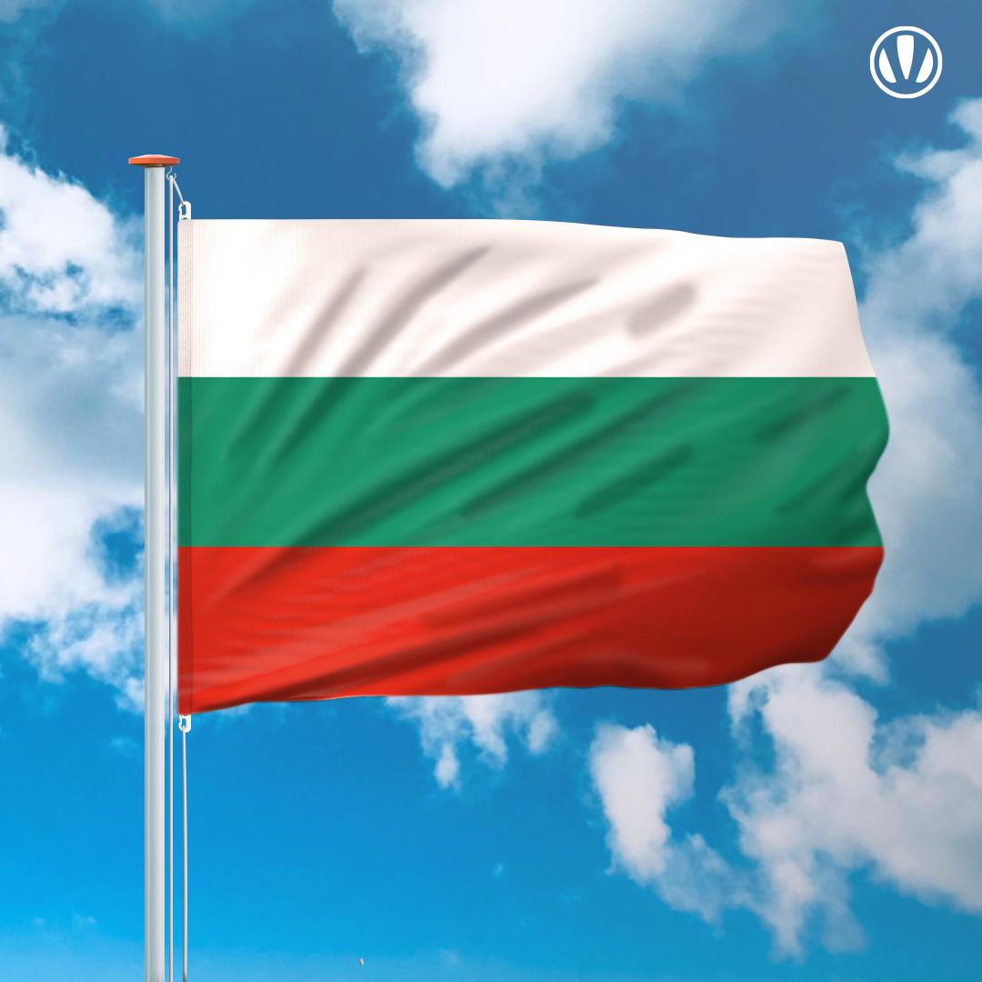 Vlag Bulgarije
