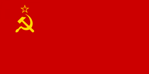 mastvlag Sovjet-Unie 150x225cm