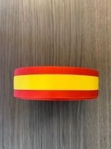Lint Spanje voor medailles 25m 25mm breed
