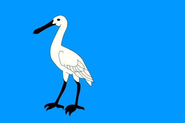 Grote vlag Wormerland