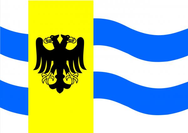 Vlag West Maas en Waal