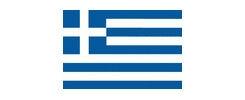 Zwaaivlag 30x45cm Griekenland