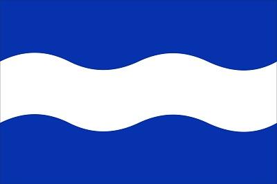 Vlag gemeente Maassluis 100x150cm kopen bij Vlaggenclub
